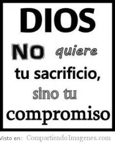 Compromiso con Dios