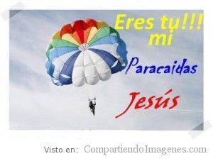 Tu eres mi paracaidas