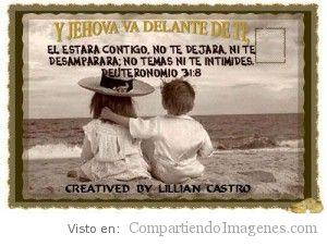 El Señor estara contigo