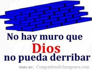 Nada es imposible para Dios