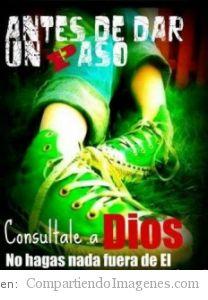 Consulta a Dios