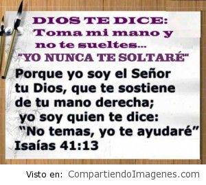 DIOS te dice: