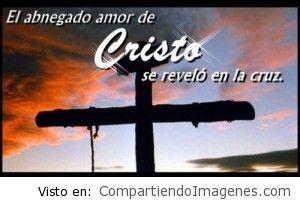 El inmenso amor de Cristo