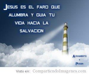Jesus es mi faro