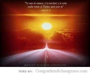 Jesus el camino al Padre
