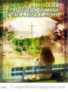 Voy a buscar a Dios