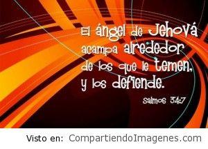 El Ángel de Jehova