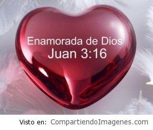 Enamorada de Dios