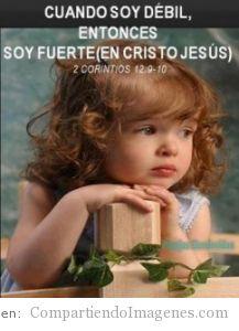 Soy Fuerte en Cristo