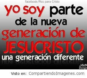Somos una generación diferente!