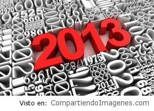 Bendecido año 2013