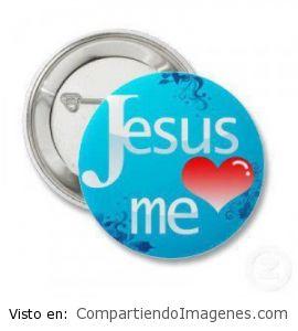 Jesucristo me ama con todo su corazon