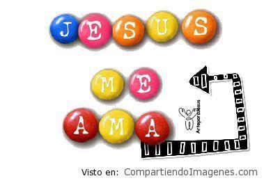 Jesus me ama2