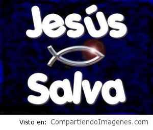 Jesús Salva a los pecadores