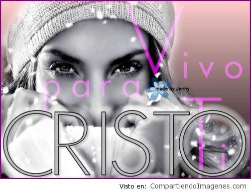 Vivo para Cristo