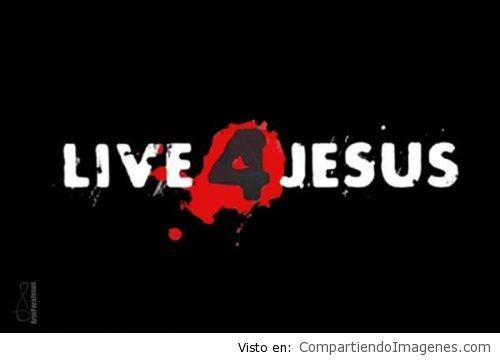 Vivo para ti Jesus