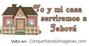 Yo y mi casa serviremos al Señor