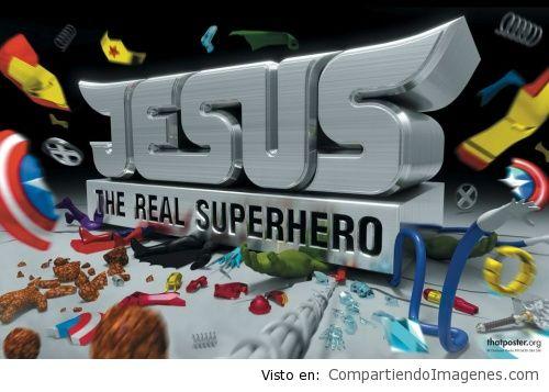 jesus mi heroe