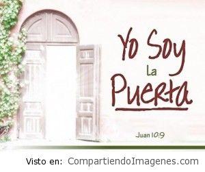 Jesus es la puerta