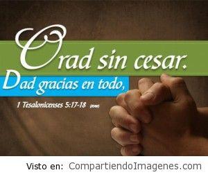 Dale gracias a Dios por todo!