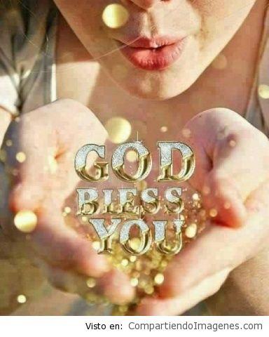 bendiciones god
