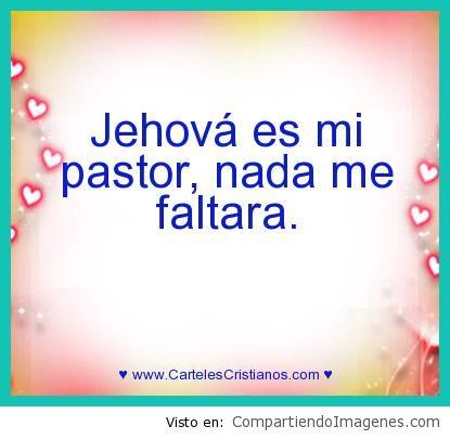 es mi pastor