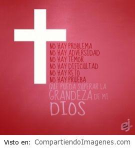 Grande es mi Dios…