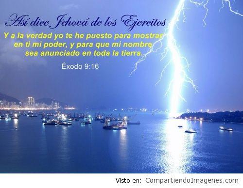 Jehova de los ejercitos