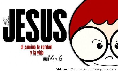 Jesus el camino y la verdad