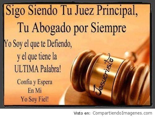 Jesucristo nuestro abogado