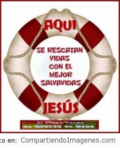 Jesus es nuestro Salvador