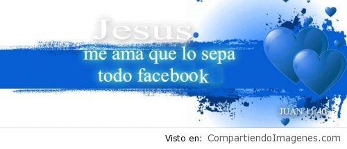 Jesus me ama4