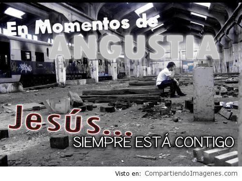 JEsus siempre esta contigo