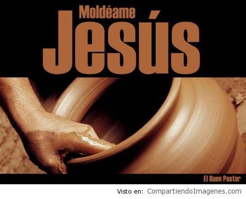 Moldeame jesus