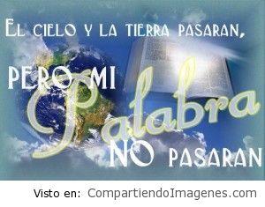 La Palabra de Dios permanece para siempre