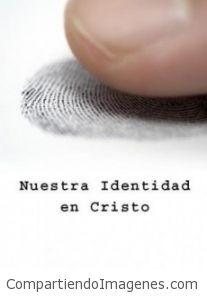 Nuestra identidad en Cristo