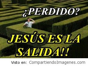Jesucristo es la salida
