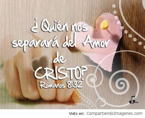Quien nos apartara del amor de Cristo2