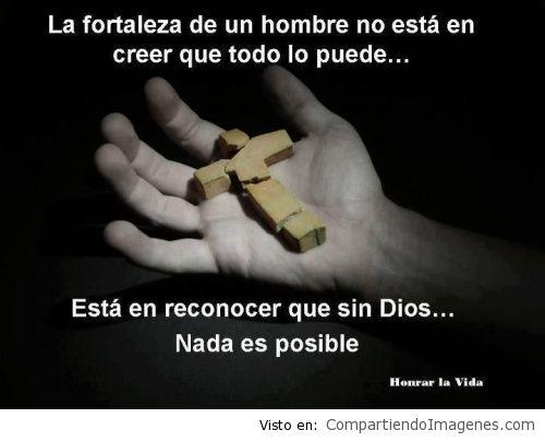 Reconoce al Señor