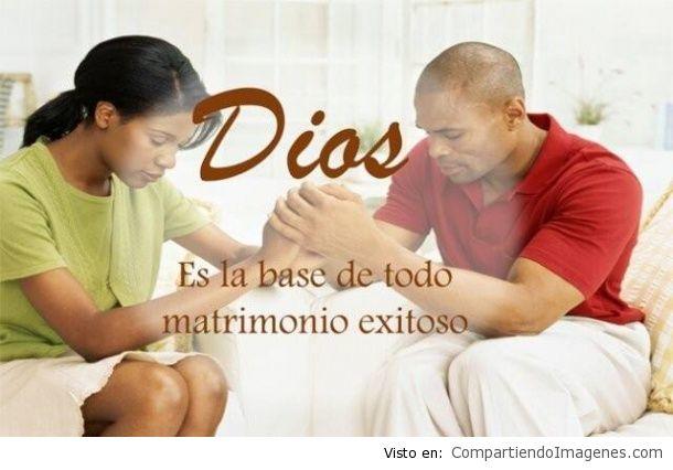 Matrimonios Exitosos Biblia : Dios es la base de todo matrimonio exitoso imagenes