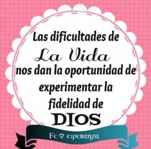 Experimenta la fidelidad de Dios en tu vida