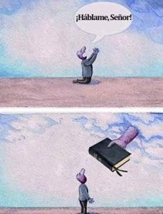 El Señor nos habla por medio de Su palabra