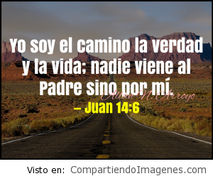 Jesucristo el camino al Padre