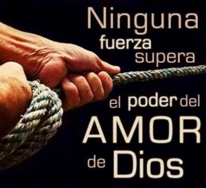El poder del amor de Dios