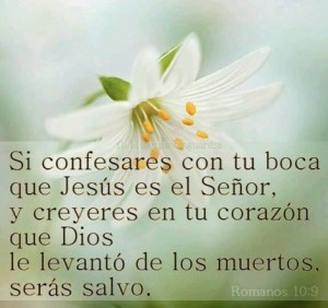 Creele al Señor tu Dios con todo tu corazon