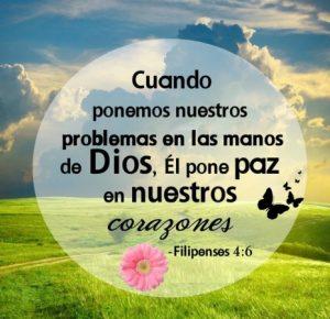 Pon tu confianza en el Señor Jesus