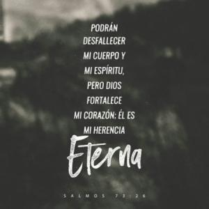 El Señor es mi herencia Eterna