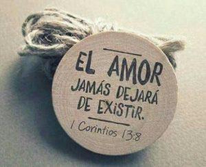 El amor jamas dejara de existir
