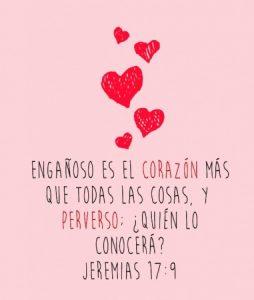 Padre guarda mi corazon para no pecar contra ti
