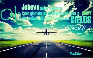 Oh Jehová, Señor nuestro